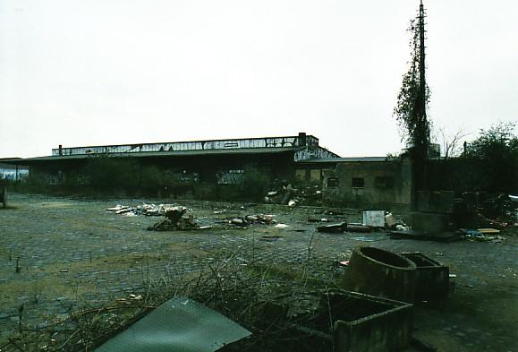 Köln Deutzerfeld